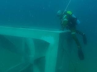First artificial reef for SA a boost for tourism, fishers