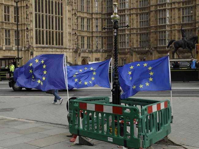 The laws copy and paste thousands of existing European rules into UK law, meaning they are will still be in place after Brexit but without EU control.