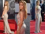 Jennifer Lopez walks the red carpet at the 2014 MTV Video Music Awards, the VMAs. Picture: Getty