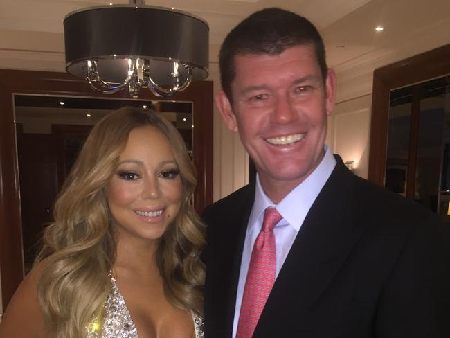 Image result for James Packer Dumps Mariah Carey After 9 Month Engagement