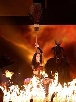 Singer Katy Perry performs onstage during the 56th GRAMMY Awards at Staples Center on January 26, 2014 in Los Angeles, California.Picture: Getty