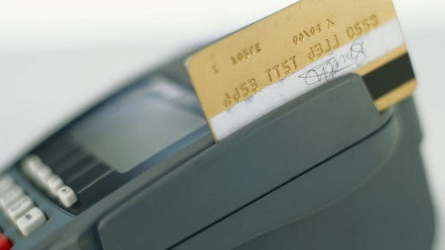 Credit card disputes ... are the most common credit complaints made to the nation's Financial Ombudsman. Picture: Thinkstock