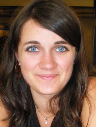 Sophie Collombet was killed near the Kurilpa Bridge ar South Bank.