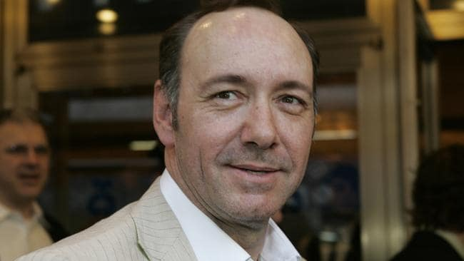 Kevin Spacey has kept a low profile since the sexual assault allegations.