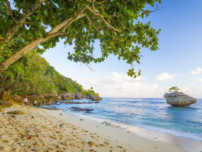 Christmas Island is on a mission to become the next big tourist destination. Photo: AAP image/Swell Lodge/Chris Bray Photography