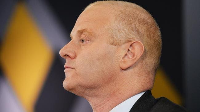 Biggest profit in Australian banking history ... Commonwealth Bank's CEO Ian Narev has to find ways to increase that profit. Picture: News Corp Australia.