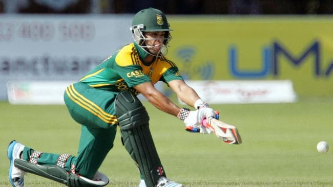 South Africa's JP Duminy should cause plenty of headaches for opposition bowlers.