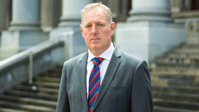 Shock as Liberal MP on theft charges