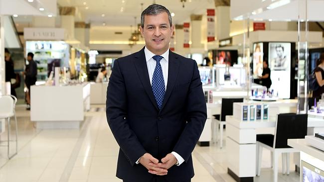 All eyes will be on David Jones CEO Paul Zahra to see if he is retained in the job.