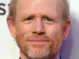 """(FILES) This file photo taken on April 20, 2017 shows Director Ron Howard attending National Geographic's 'Genius' Premiere during the 2017 Tribeca Film Festival at BMCC Tribeca PAC in New York City. Oscar-winning filmmaker Ron Howard has been brought in to replace fired directing duo Phil Lord and Chris Miller on the hotly-anticipated """"Star Wars"""" Han Solo spinoff, Lucasfilm said on June 22, 2017. The pair behind the acclaimed """"The LEGO Movie"""" and """"21 Jump Street"""" were dropped after clashing with the studio's chief Kathleen Kennedy and """"Star Wars"""" writer Lawrence Kasdan, according to reports in the Hollywood trade press. / AFP PHOTO / ANGELA WEISS"""