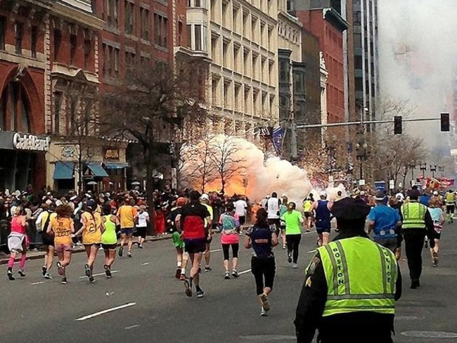 Marines charity run rocked by pipe bomb explosion; No injuries reported