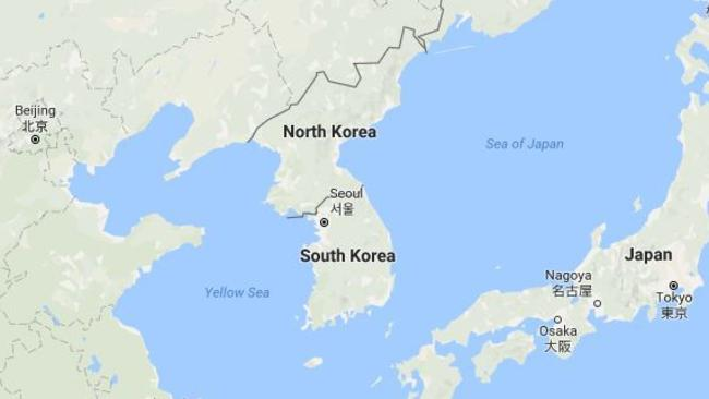 North korea war with south korea could quickly spread across the conflict between north and south korea could spread across the region and the world sciox Choice Image
