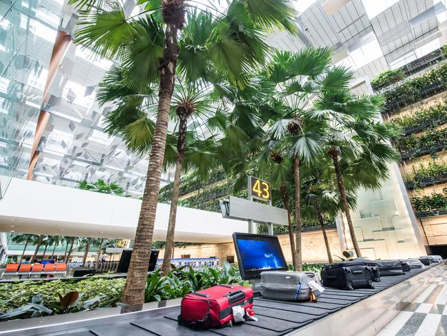 Singapore Changi Airport has been named the best airport in the world.