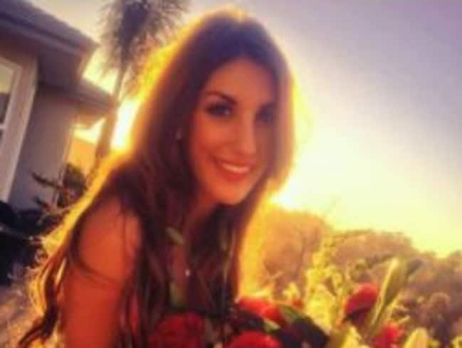 August Ames took her own life because of bullying online. Picture: augustames.com