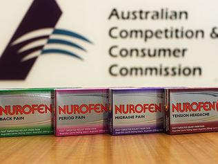 Nurofen slapped with $1.7m fine