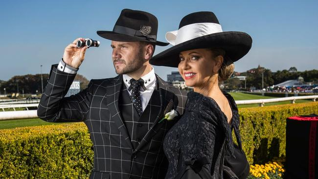 Dust off your best suit and frock and head out to Royal Randwick for The Championships. Picture: AAP