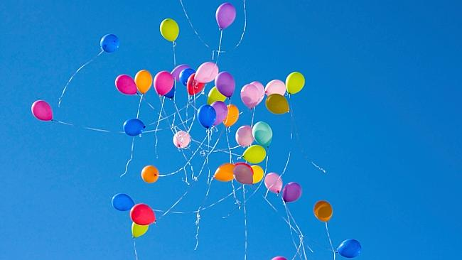 You should think twice the next time you go to buy a helium balloon. Helium's a precious resource.