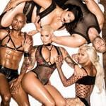 "Oiled up and ready to go in barely there outfits, Amber Rose and her mates promote her Annual Slut Walk... ""A Slut, a Faggot, a Queer, a Fat Bitch and a MAN. We embrace all of the derogatory labels that are thrown at us. We've been sexually abused/assaulted, verbally abused, victim blamed, slut shamed and dealt with A lot of double standards on my team so if you're anything like us or want to take a stand with us go to AmberRoseSlutWalk.com to sign up, volunteer and/or donate! #amberroseslutwalk October 1st 2017 by @orinary."" Picture: Amber Rose / Instagram"