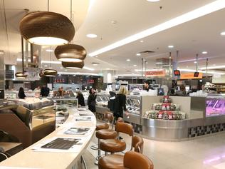 David Jones Food Hall