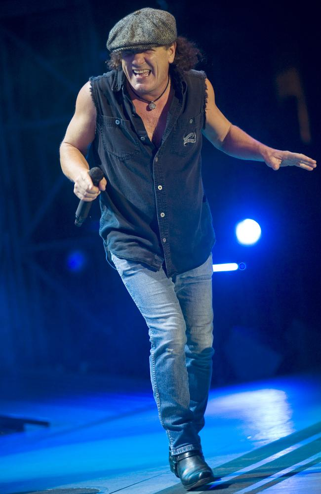 Enduring appeal ... tickets to the AC/DC tour have been snapped up quickly.