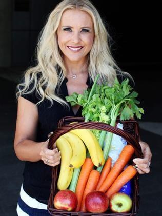 Dietitian Susie Burrell