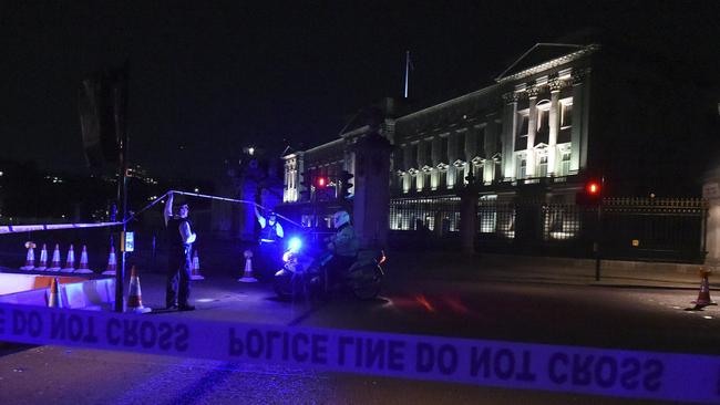 Second man arrested in Palace probe