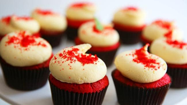 Cake Decorating Rouse Hill : Classic Cupcake Co. Christmas cupcakes News Local