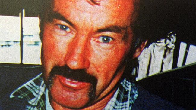 Convicted backpacker murderer Ivan Milat, in an undated picture, was found guilty of at least seven deaths and began his life sentence on July 27, 1996.