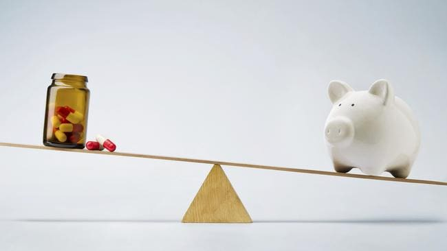 Years of premium rises outstripping inflation mean weighing up the cost of health insurance is an annual balancing act. Picture: Thinkstock