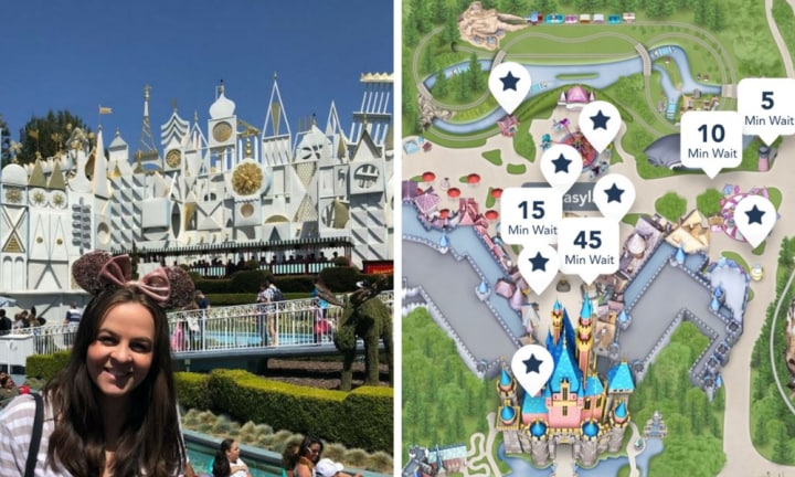 Disneyland tip cuts waiting time for most rides down to just 15 minutes