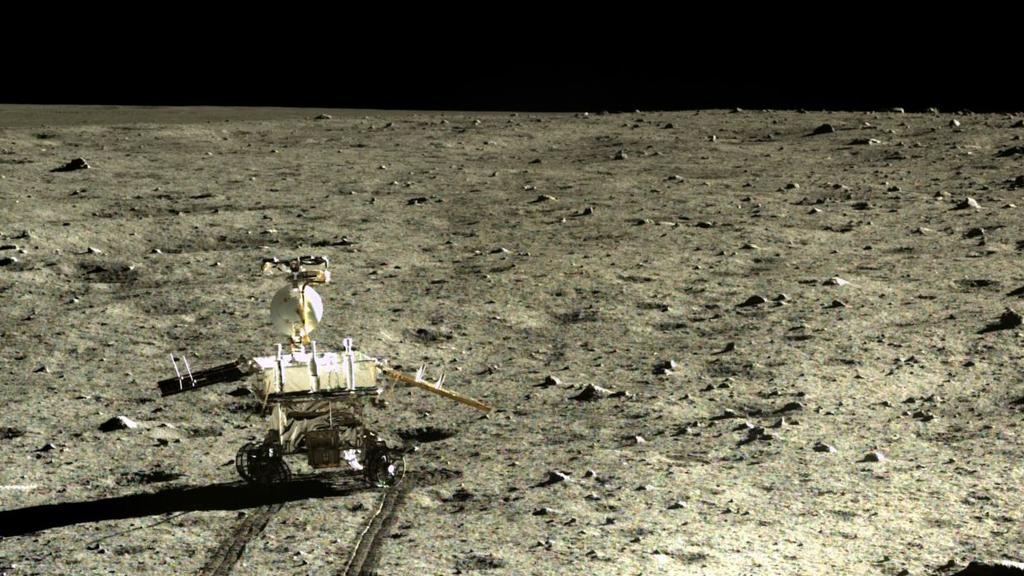 Chinese space agency releases high-definition pictures of ...