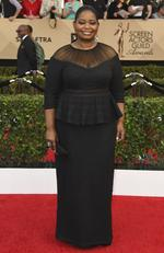 Octavia Spencer attends The 23rd Annual Screen Actors Guild Awards at The Shrine Auditorium on January 29, 2017 in Los Angeles, California. Picture: AP