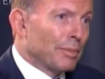 Tony Abbott says 'toxic egos' are to blame for parliamentary turmoil. Picture: Sky News