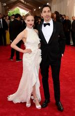"""Amanda Seyfried and Justin Long attend the Met Gala 2015 """"China: Through The Looking Glass"""". Picture: Getty"""