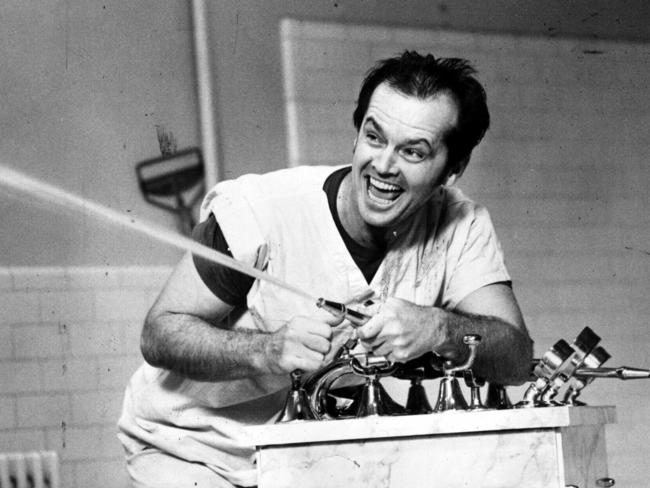 "Milos Forman directed the film ""One Flew Over The Cuckoo's Nest"" starring Jack Nicholson. Picture: File"