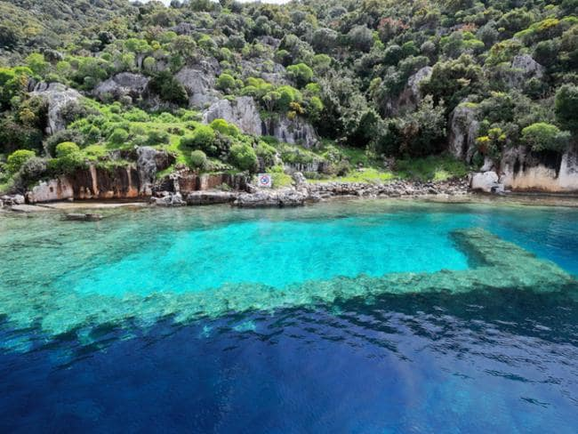 The sunken ruins of ancient Simena may be opened up to tourists for the first time in decades.