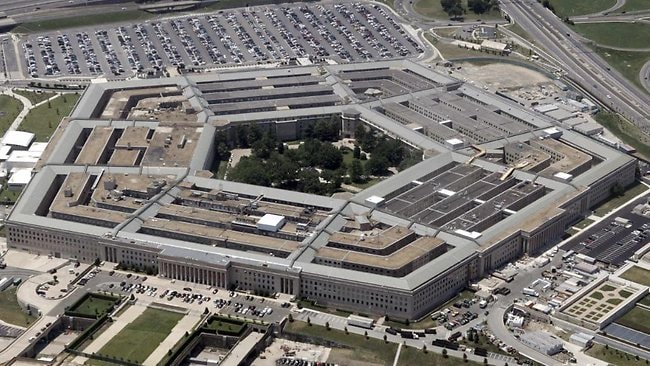 The Pentagon - aerial generic