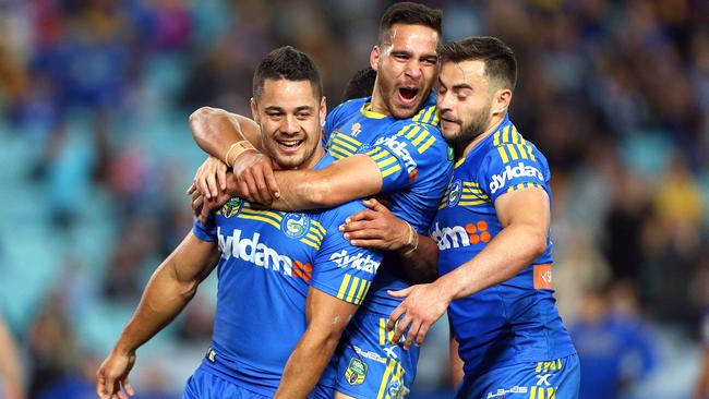 The fans have spoken — and Jarryd Hayne is rugby league's best.