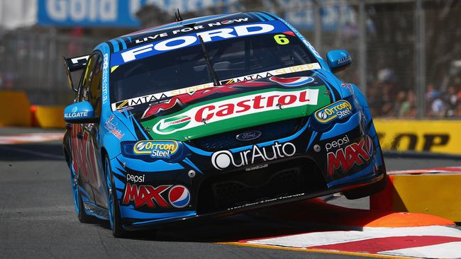 Supercars To Allow Four And Six Cylinder Engine Cars To Compete
