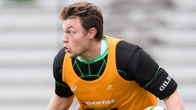Wallaby Jack Dempsey ready to take the fight to Italy in Brisbane Test on Saturday