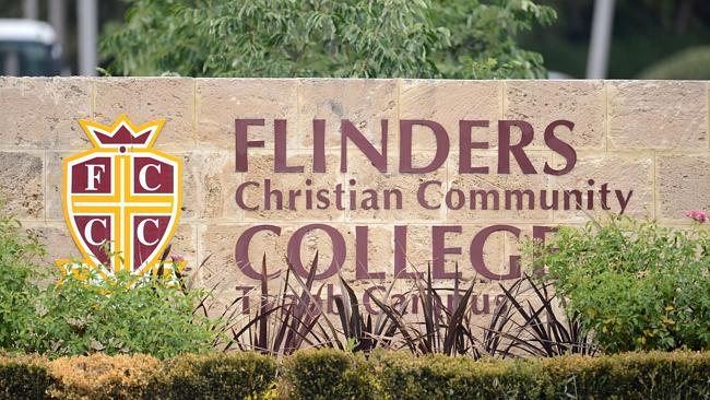 Students at Flinders Christian Community College are being offered counselling, following Luke's tragic death.