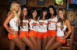 <p>Hooters Girls.</p>