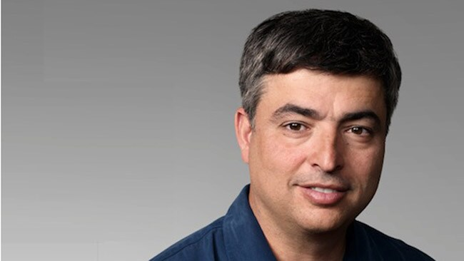 Apple's Senior Vice President of internet software and devices, Eddy Cue. Picture: Tracki.com