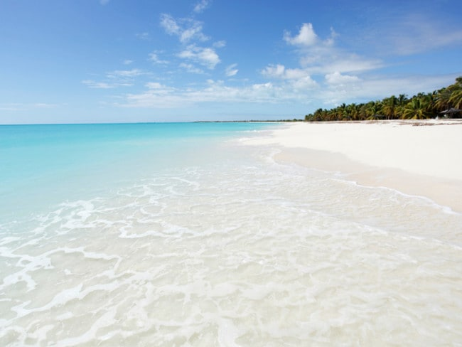 While Barbuda is also beautiful, it is not Bermuda.