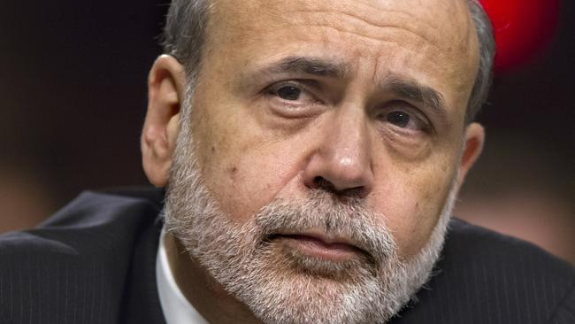 Yellen is currently vice chair to Fed Chairman Ben Bernanke Picture: J. Scott Applewhite