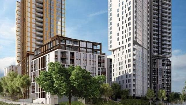 Mirvac's development at Sydney Olympic Park will provide 705 new homes and generate almost 1000 jobs.