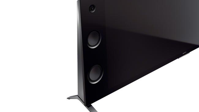 sony tv with speakers on side. speakers built-in sony\u0027s bravia x9400c offers built into the side sony tv with on t