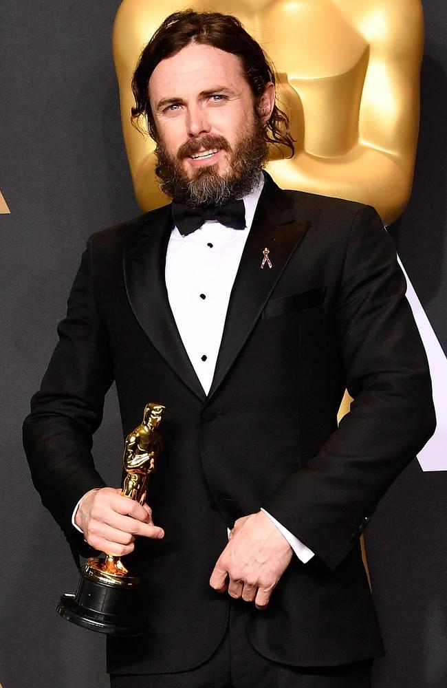 Affleck's 'Best Actor' win caused backlash. Source: Frazer Harrison/Getty Images/AFP