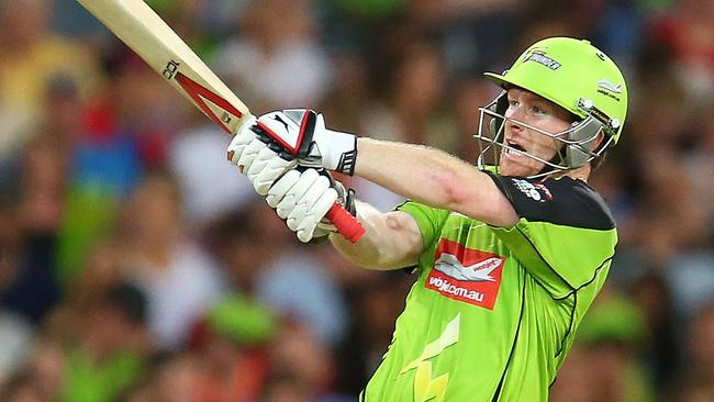 Eoin Morgan is a key man for the Thunder.