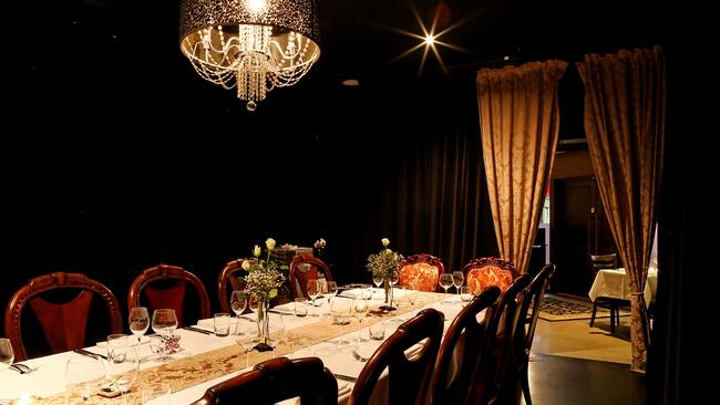 Little Truffles Luxurious Private Dining Room